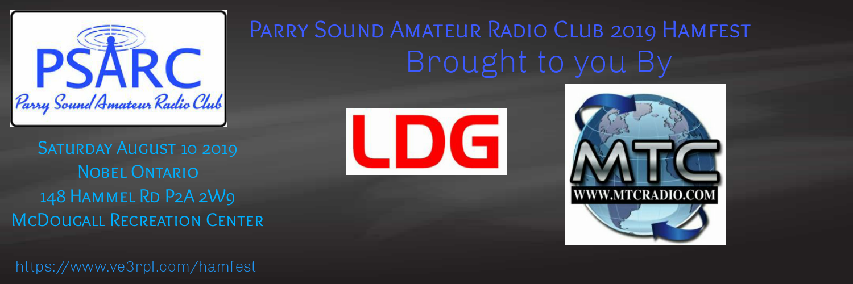 Parry Sound Amateur Radio Club